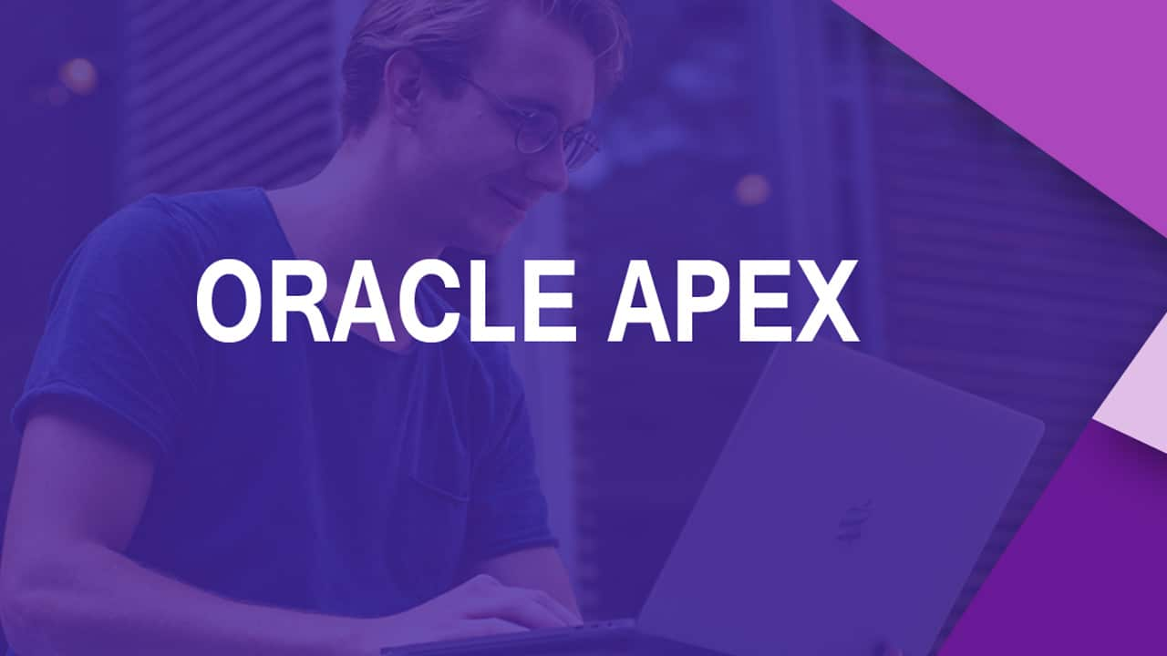 oracle apex training