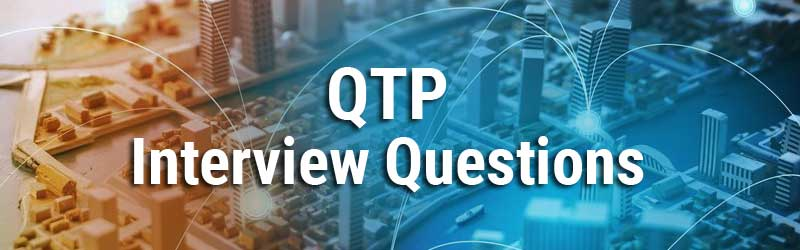 Qtp min qtp interview questions and answers