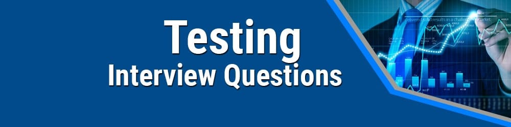 Testing Interview Questions SVR Technologies min Testing interview questions