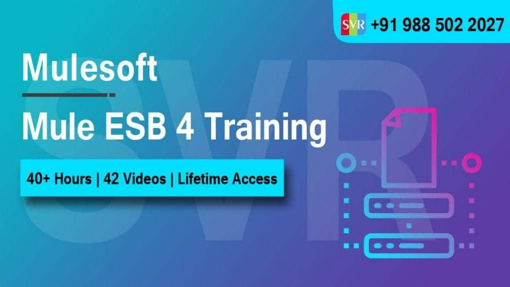 MuleSoft Certification || Mulesoft Training || Mule ESB