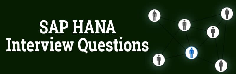 Top 50 SAP HANA Interview Questions And Answers Pdf