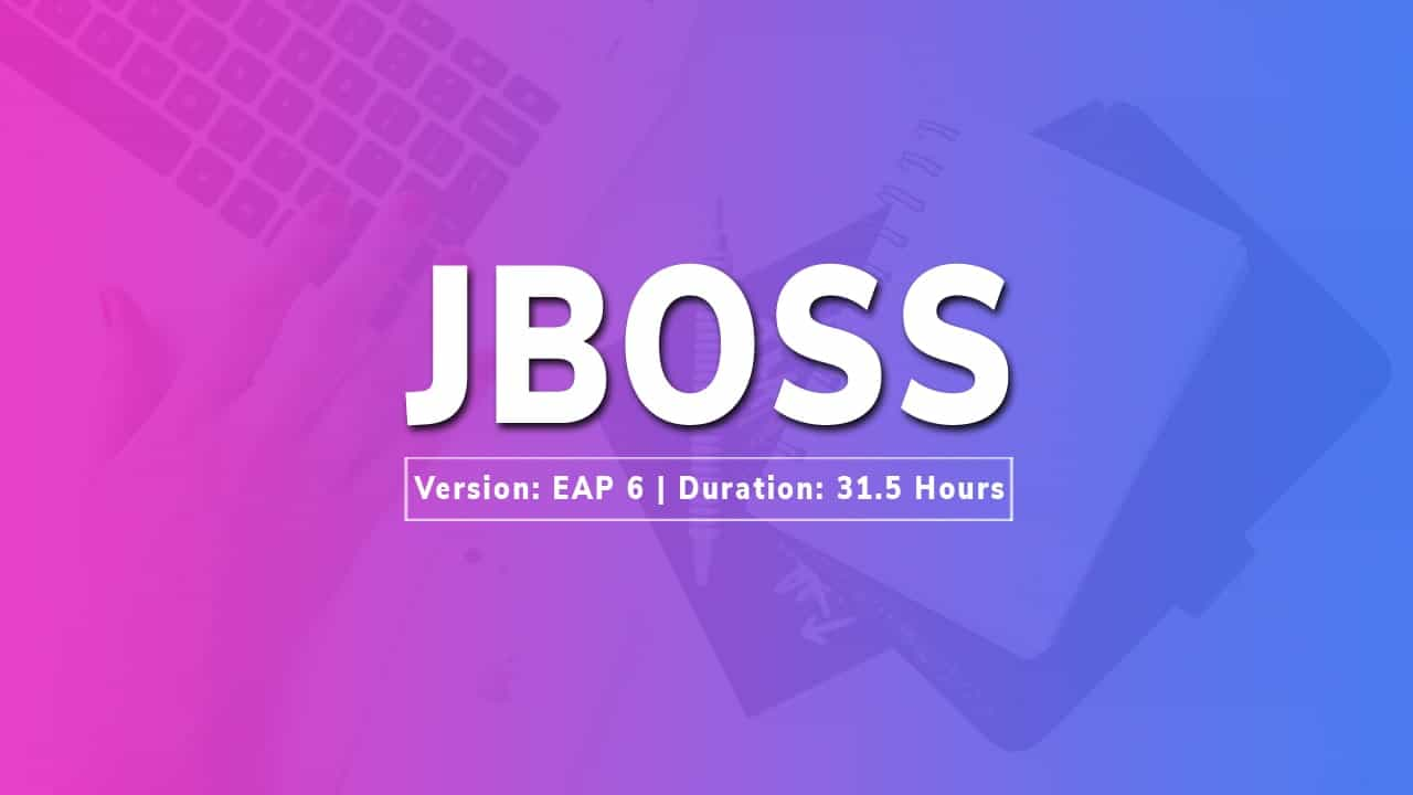 jboss admin training