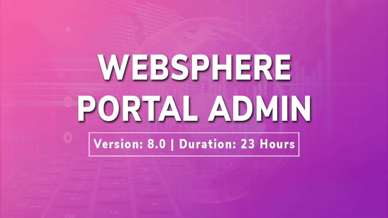 websphere portal tutorial videos