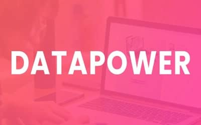 datapower training pink background